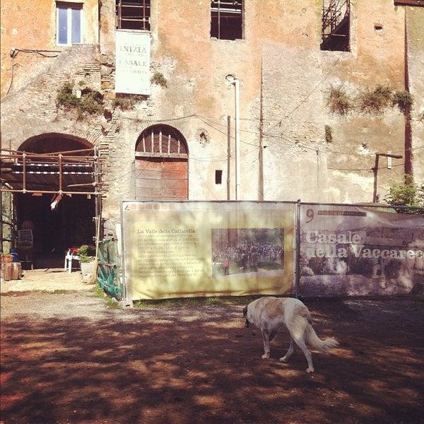 10/4/2012にYoichiro H.がParco Regionale dell'Appia Anticaで撮った写真