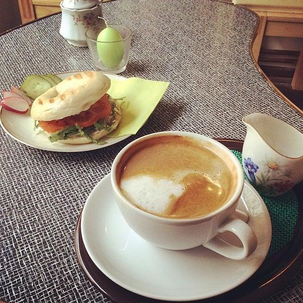 Photo taken at Café Jule by Benny S. on 4/11/2014