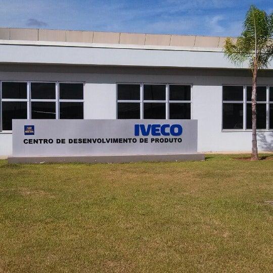 Foto tirada no(a) Iveco Latin America por Emerson B. em 2/11/2014