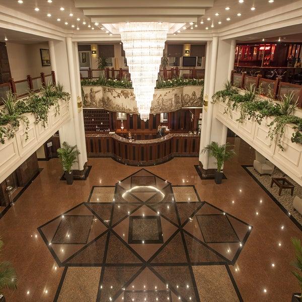 Photo prise au Grand Hotel Gaziantep par Grand Hotel Gaziantep le4/12/2016