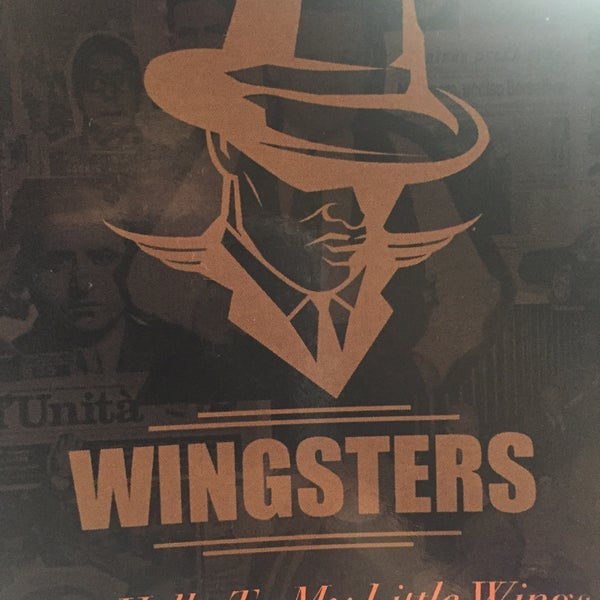 Photo taken at Wingsters وينجستر by Conrad M. on 10/2/2015