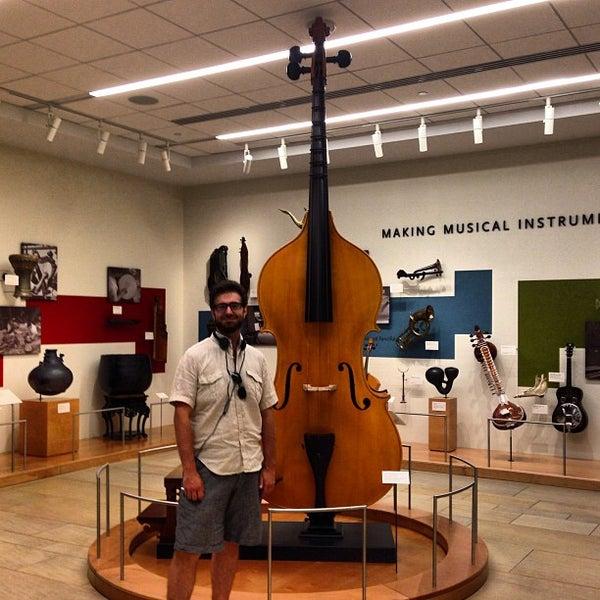 Photo prise au Musical Instrument Museum par Robby le7/3/2013