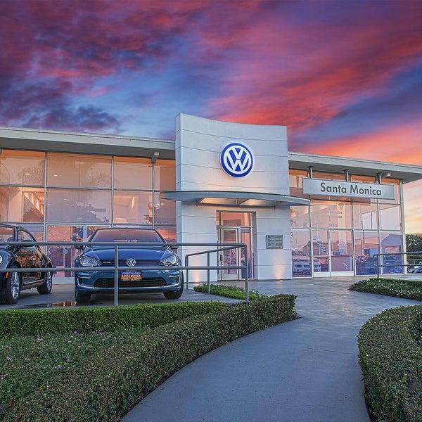 Volkswagen Santa Monica >> Volkswagen Santa Monica West Los Angeles 2440 Santa