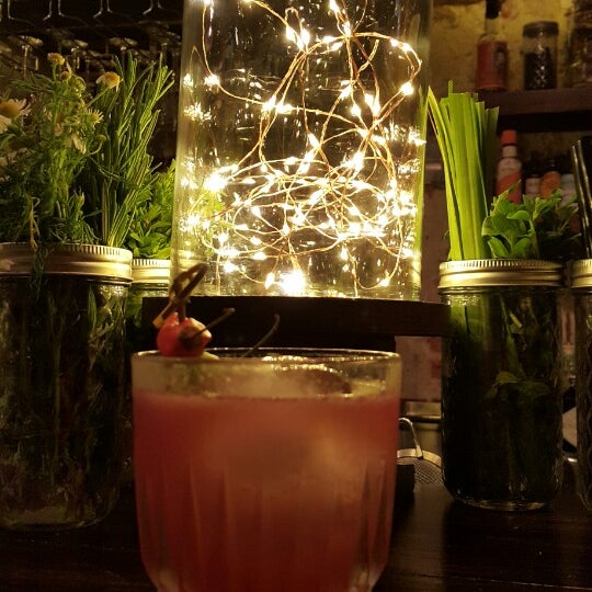 Photo taken at EL BARÓN - Café & Liquor Bar by Mine F. on 2/16/2015