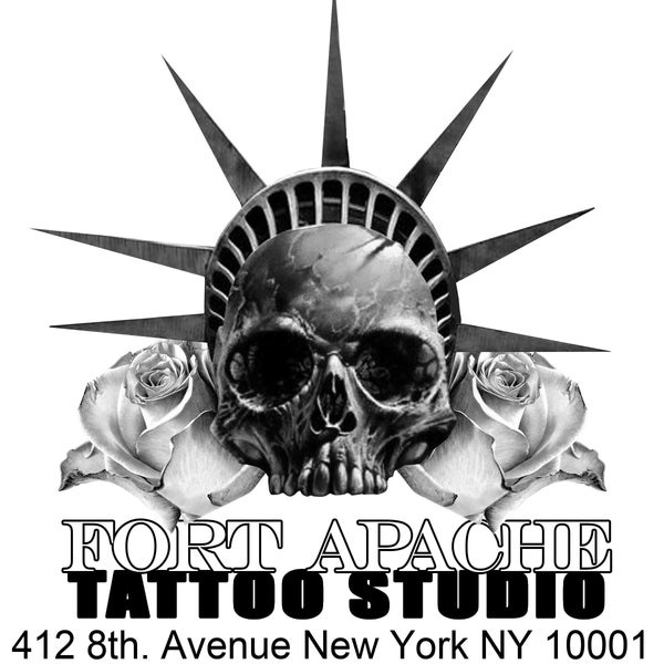 Photos at Fort Apache Tattoo Studio™ - Chelsea - 2 tips from 107 ...