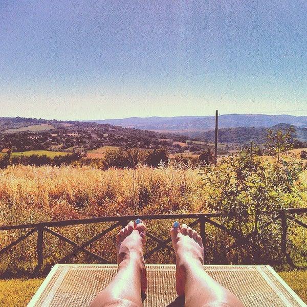 Foto scattata a Saturnia Tuscany Hotel da Catherine B. il 6/23/2013