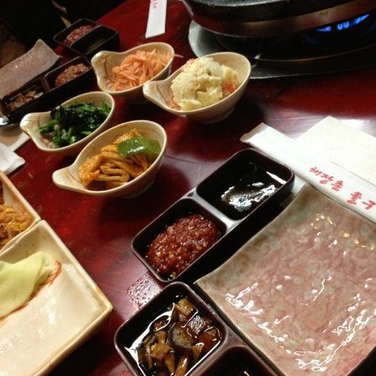 Foto scattata a Hae Jang Chon Korean BBQ Restaurant da BoBovvPhanida . il 11/2/2012