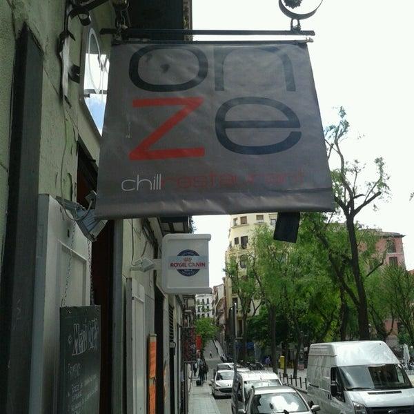 Foto tirada no(a) Restaurante Onze por Cristina R. em 4/22/2014