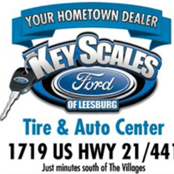 Photo Taken At Key Scales Ford By Jay S On 11 13 2017