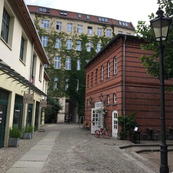 Heckmann Hofe Mitte Berlin Berlin
