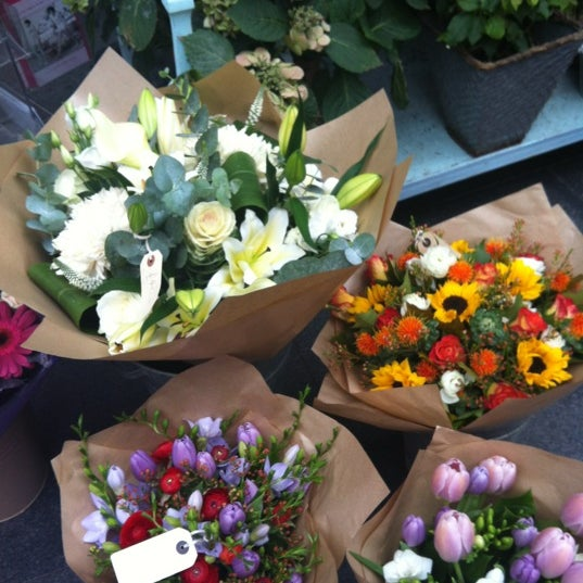 Foto tomada en Old Spitalfields Market por sena el 10/21/2012