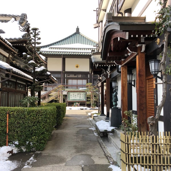 本願寺長野別院