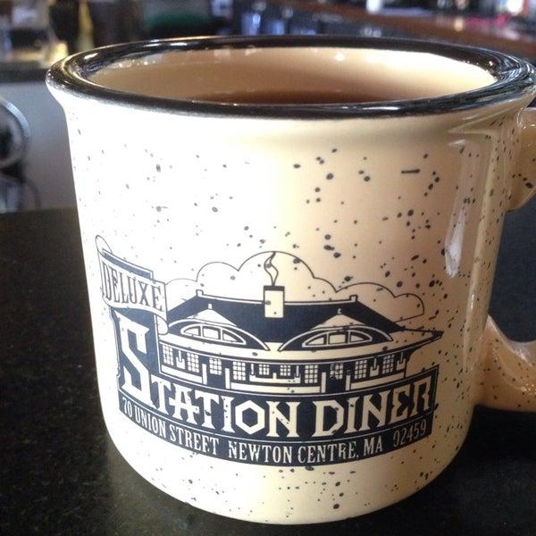 Foto scattata a Deluxe Station Diner da Jason K. il 11/21/2014