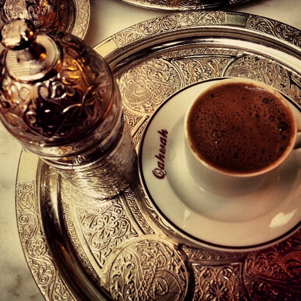 Foto tirada no(a) Qahwah por Serdar K. em 1/12/2013