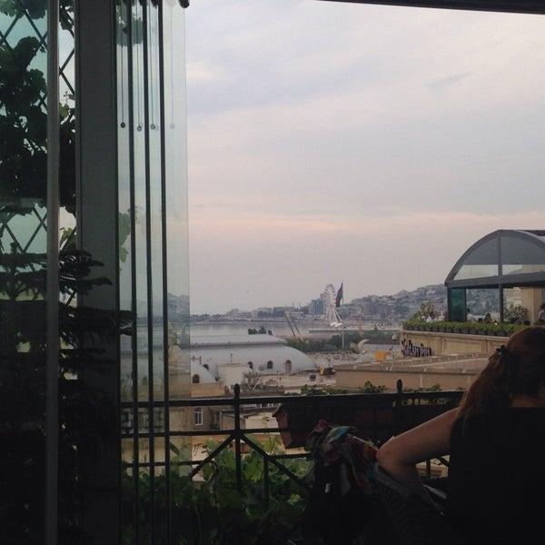 5/29/2014에 Ley님이 Museum Inn Boutique Hotel & Restaurant에서 찍은 사진