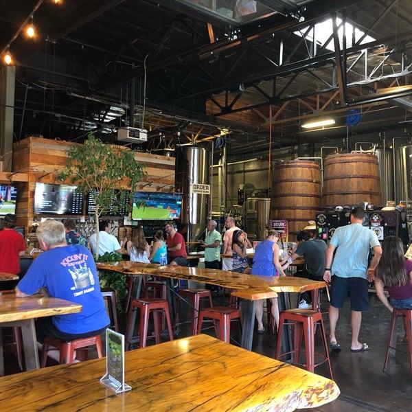 7/27/2019にRobert P.がBelching Beaver Breweryで撮った写真