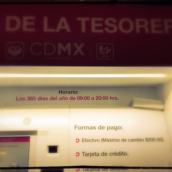 Kiosco De La Tesoreria Servicio Financiero O Legal
