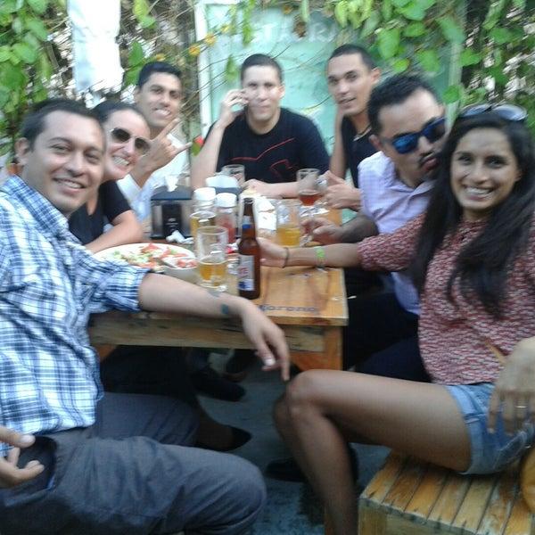 Foto tirada no(a) Popol Vuh Restaurante por Priscila X. em 11/6/2014