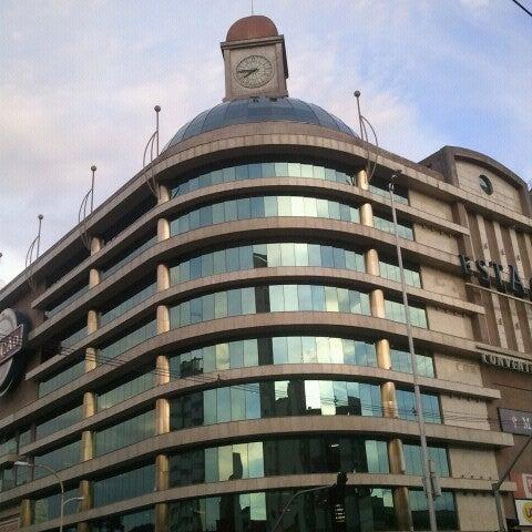 2/15/2013 tarihinde Bernardo R.ziyaretçi tarafından Shopping Estação'de çekilen fotoğraf