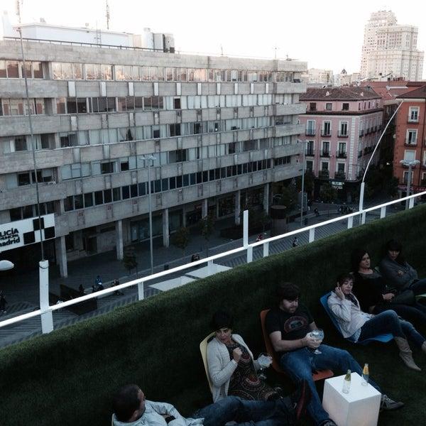 Photos At Terraza Gymage Beer Garden In Madrid