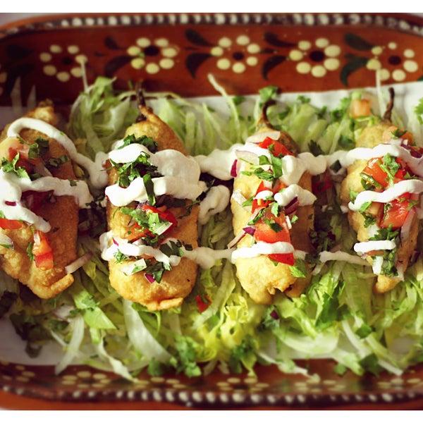 Chiles Jalapeños! Gefüllte mit Käse oder Tuna