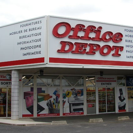 Photos At Office Depot Paper Office Supplies Store In