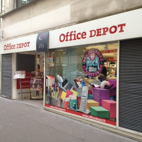 fafe3c14bd0dd Office DEPOT - Chaillot - 0 conseils