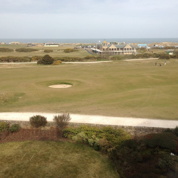 Foto tirada no(a) Old Course Hotel Golf Resort & Spa por Mike S. em 4/13/2013