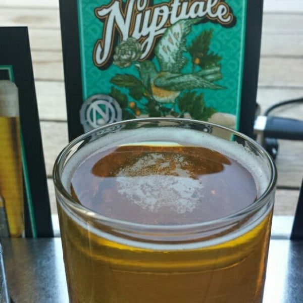 7/7/2014にBeer G.がNinkasi Brewing Tasting Roomで撮った写真