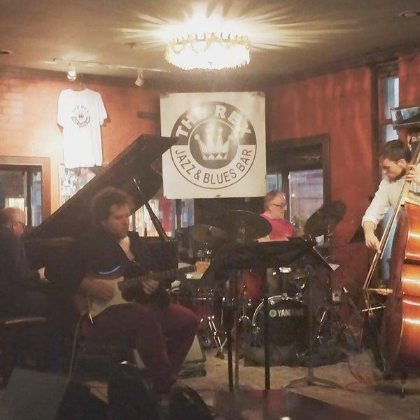 3/12/2019にTudor I.がThe Rex Hotel Jazz & Blues Barで撮った写真