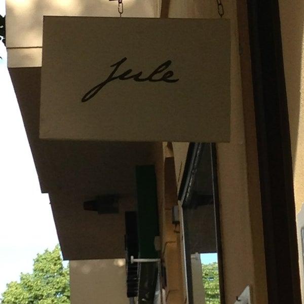 Photo taken at Café Jule by Detlef R. on 6/11/2013