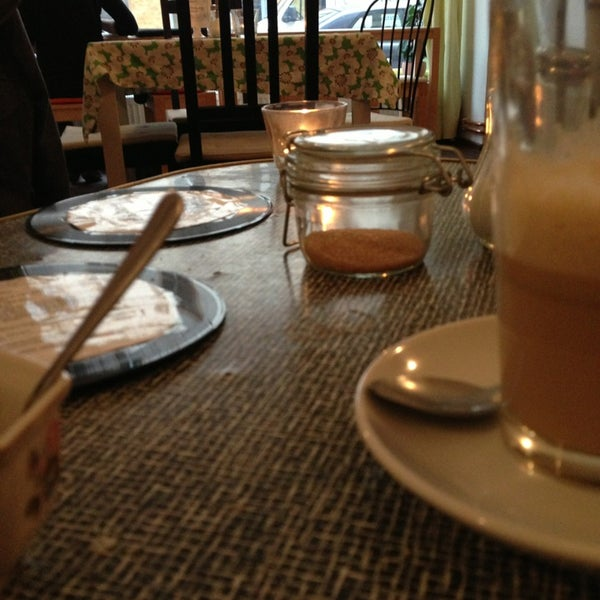 Photo taken at Café Jule by Detlef R. on 2/27/2013