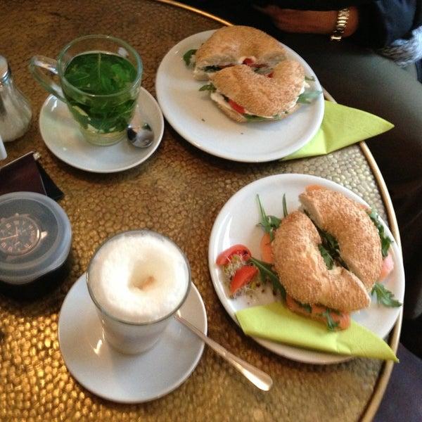 Photo taken at Café Jule by Detlef R. on 1/29/2013