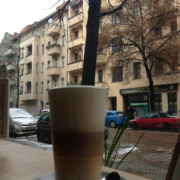 Photo taken at Café Jule by Detlef R. on 2/19/2013