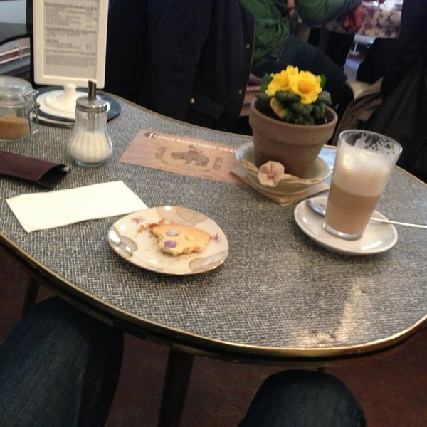 Photo taken at Café Jule by Detlef R. on 3/26/2013