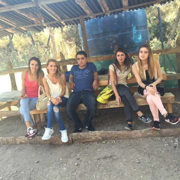 Foto diambil di Natura Paintball oleh Ebru pada 9/26/2015