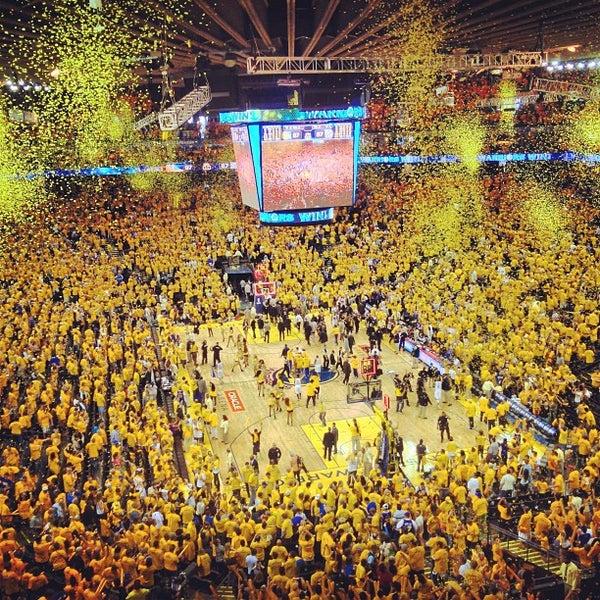 5/12/2013にEric A.がOakland Arenaで撮った写真