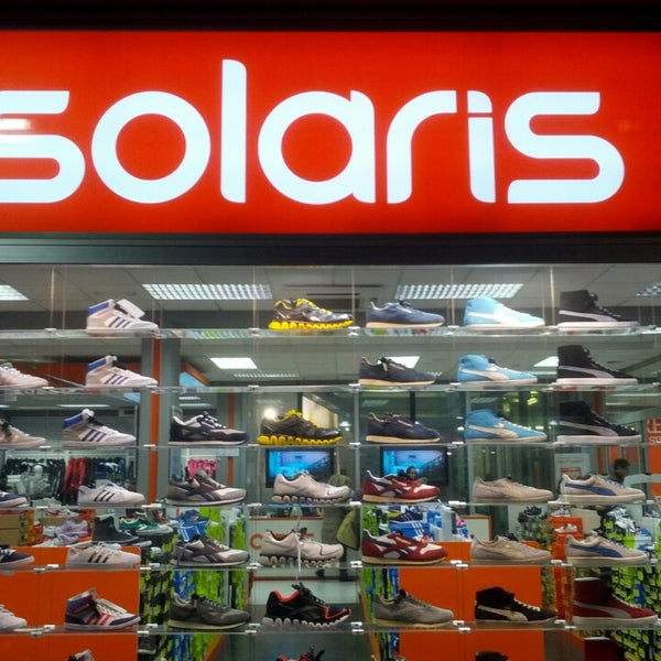 online store 92f97 ac5fe Solaris Sport Outlet - 1 consiglio