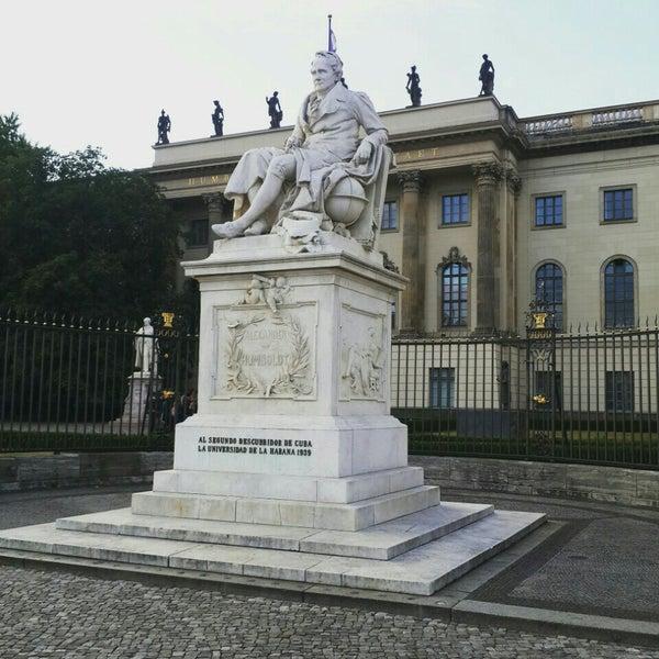 9/5/2015에 Said C.님이 Humboldt-Universität zu Berlin에서 찍은 사진