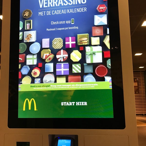 Photos At Mcdonalds Fast Food Restaurant In Den Haag