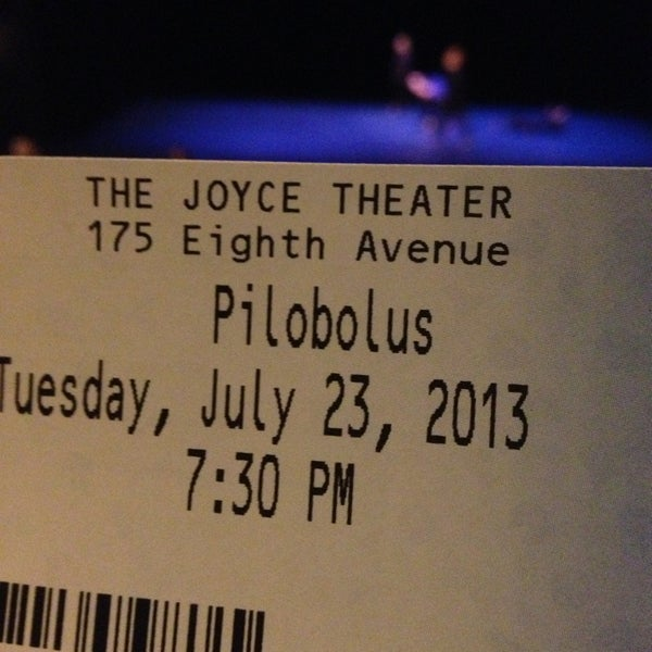 Photo prise au The Joyce Theater par Randy B. le7/23/2013