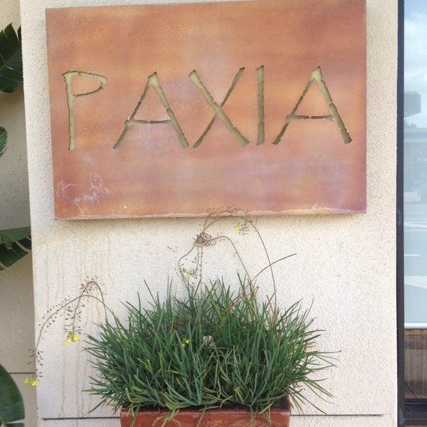 รูปภาพถ่ายที่ Paxia Alta Cocina Mexicana โดย Fran V R. เมื่อ 12/14/2013