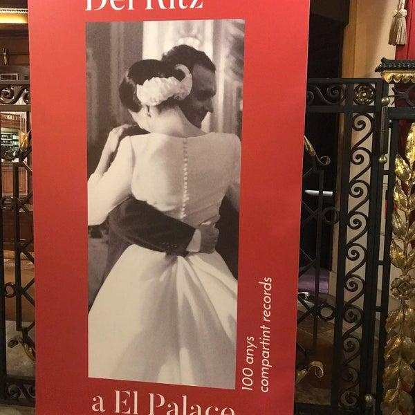 Foto tirada no(a) El Palace Hotel Barcelona por Bailarina C. em 11/16/2019
