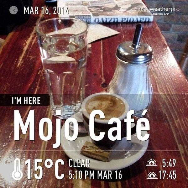 Mojo Café - 1 tip from 34 visitors