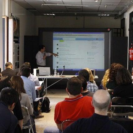 Foto scattata a Osservatorio Foursquare Italia HQ da Osservatorio 4sq Italia il 10/9/2013