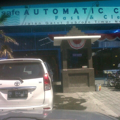 Photo Taken At Safe Automatic Car Wash By Saylow On 12 2