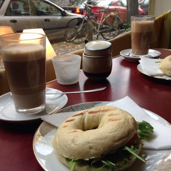 Photo taken at Café Jule by Anna-Lena on 10/11/2014