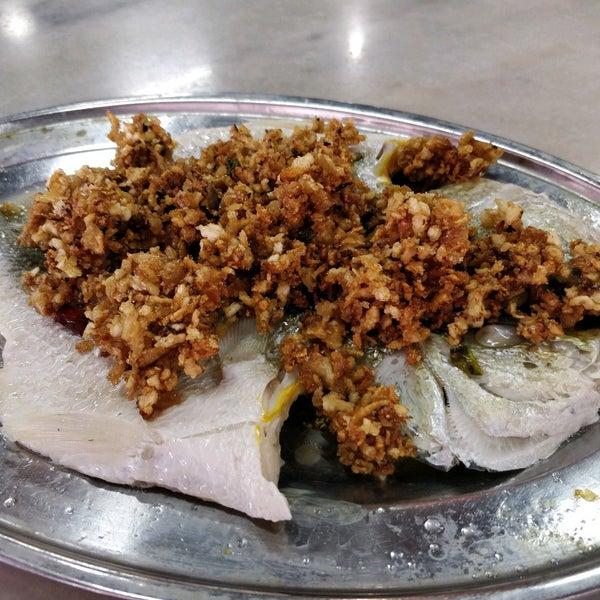 驰名合莎园菜脯鱼- 49, Jalan Putra