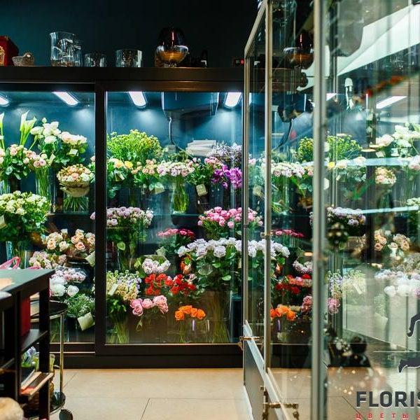 Оформление магазин цветов киев левобережная, ани