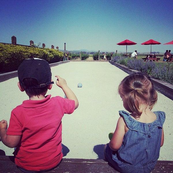 Das Foto wurde bei Larson Family Winery von Quinn W. am 5/5/2013 aufgenommen